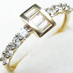 Zlatý prsteň Glare 3