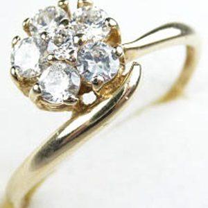 Zlatý prsteň Glare 5