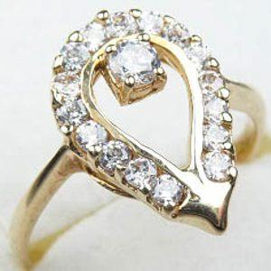 Zlatý prsteň Glare 9