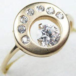 Zlatý prsteň Glare 12