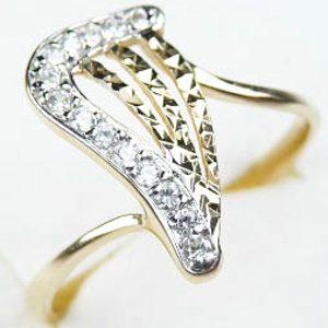Zlatý prsteň Glare 15