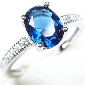 Strieborný prsteň Glare 99