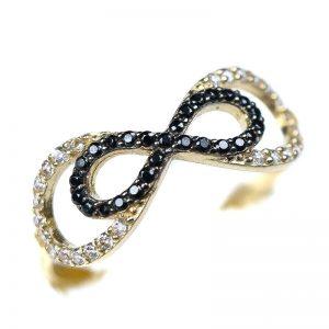 Zlatý prsteň Glare 59