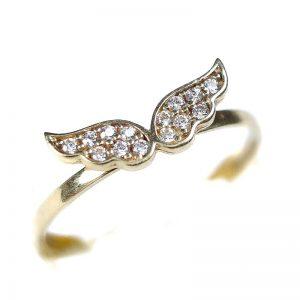 Zlatý prsteň Glare 60