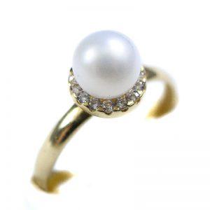 Zlatý prsteň Glare 73