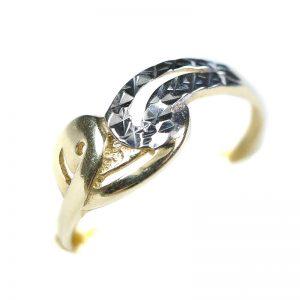 Zlatý prsteň Glare 79